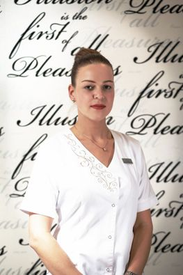 Inga Migunova - Beauty Station nail technician